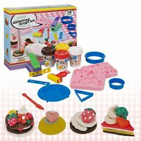 19 Pieza Cupcake Tarta Plastilina Manualidades Modelado Molde Tubos Doh Arcilla -  - ebay.es