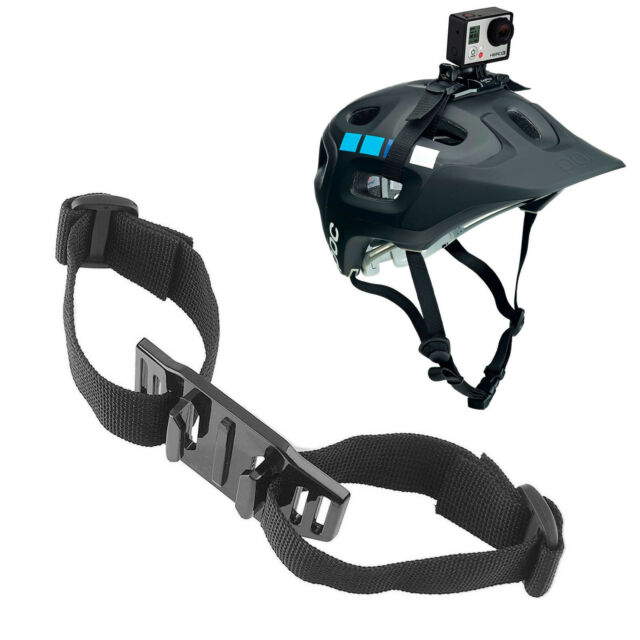 Belt Tape Support Helmet Bike For Camara GoPro Hero 2 3 3+ 4 bike Head