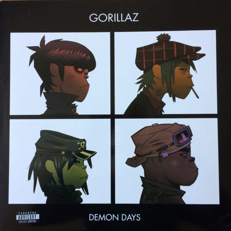"Gorillaz ""Demon Days"" 2/LP"