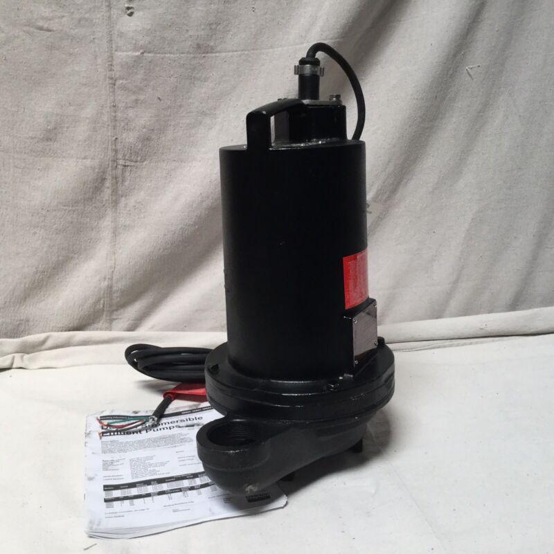 DAYTON Pump Effluent 1 HP