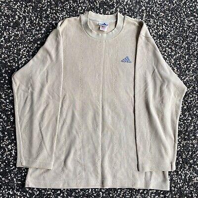 Vintage Adidas Crewneck Sweatshirt - SIZE M