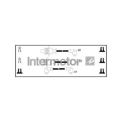 Genuine Intermotor Ignition Cable Kit - 73459
