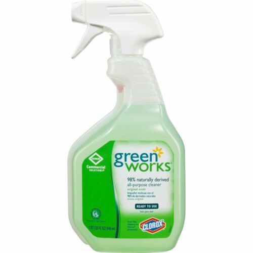 Green Works  32 Oz Green Works Spray Cleaner Green