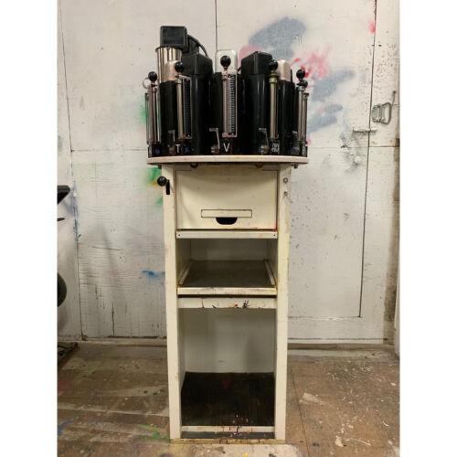 Harbil Paint Colorant Dispenser NSC80 12 Station - 12NSC80232