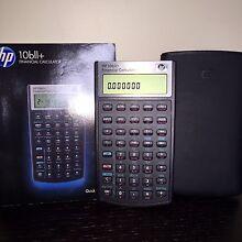 Exam Approved HP 10bII+ Financial Calculator South Bunbury Bunbury Area Preview