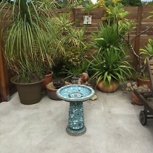 Mosaic Birdbath | Other Garden | Gumtree Australia Gold Coast North