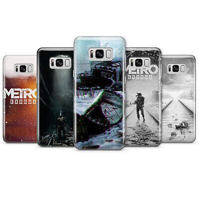 METRO EXODUS VIDEOGAME phone case cover for Samsung