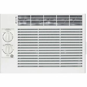 ge air conditioner general electric 5 000 btu window air conditioner 115v ge aey05lv