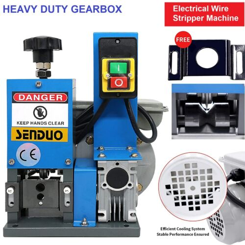 Copper Wire Stripping Machine Tool Scrap Metal Recyclin Cable Stripper Recycle