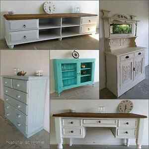 Custom  furniture restorations rustic country and shabby chic Brisbane Region Preview