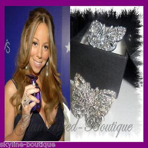 Butterfly Ring Mariah Carey Wears