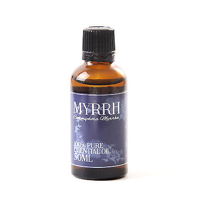 Myrrh Essential Oil - 100% Pure - 50ml (EO50MYRR)