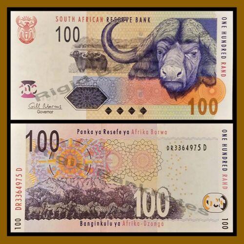 South Africa 100 Rand, 2005 P-131b Elephant Unc