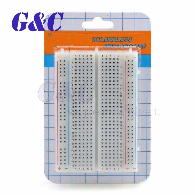 400 Points Solderless Breadboard Protoboard PCB Test Tafel