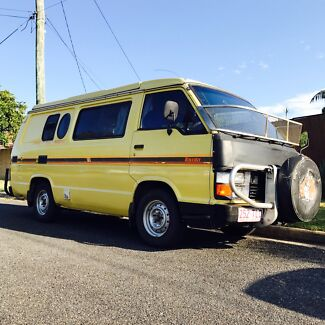 Campervan Toyota Hiace Pop Top Fully equipped