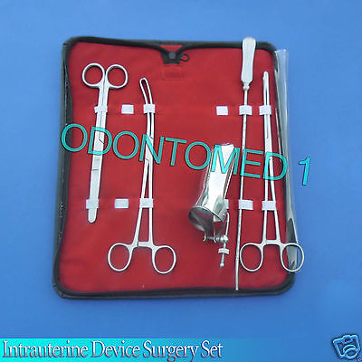 Iud Intrauterine Device Surgery Set Surgical Instruments Ds-902