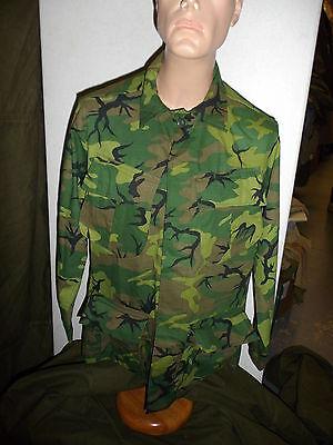 b3982M Us Vietnam ERDL jacket only (medium) W4D