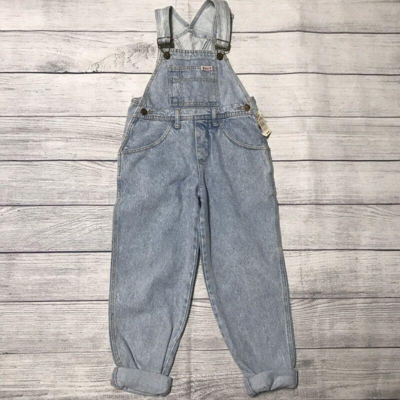 Vintage Guess Denim Overalls / Bibs, Kids Size 7