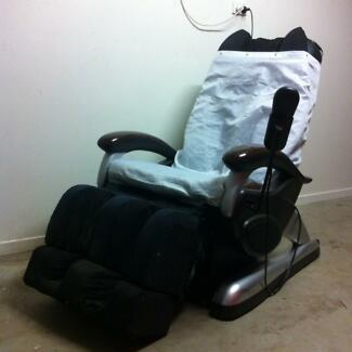 Electronic Massage Therapy Chair Chinchilla Dalby Area Preview
