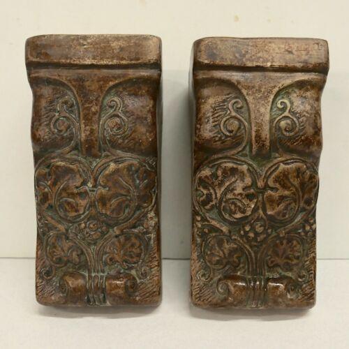 Batchelder California Pair Decorative Corbels