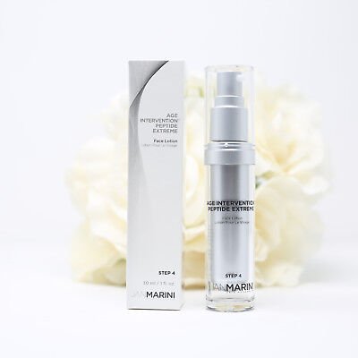 Jan Marini Age Intervention Peptide Extreme Face Lotion 1oz / 30ml With BOX!