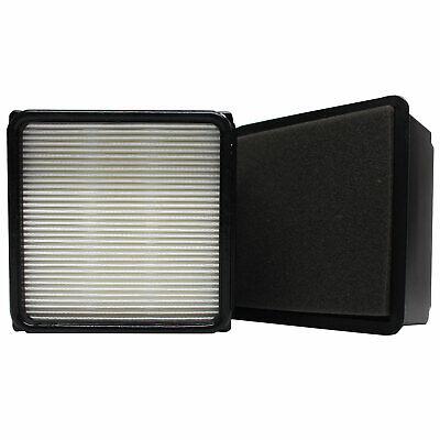 2x Vacuum Filter for Dirt Devil UD70105,F66, UD70100,UD70220,UD70110 ()