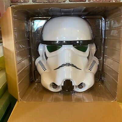 STAR WARS EPISODE IV NEW HOPE EFX STORMTROOPER PROP REPLICA COLLECTIBLE HELMET