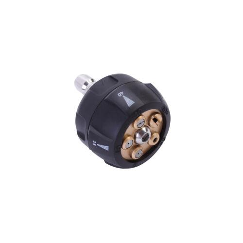Sun Joe 5-in-1 Universal Pressure Washer Hose Nozzle, SPX Se