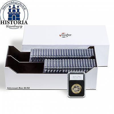 Leuchtturm INTERCEPT BOX FÜR 50 SLABS Nr. 345237 mit aktivem Anlaufschutz