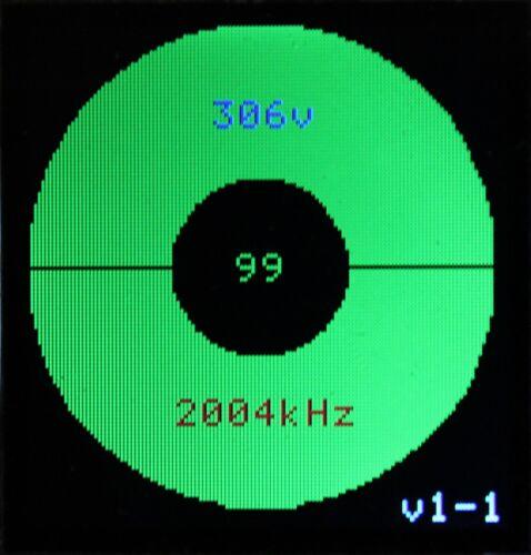 Frequency Meter - Voltmeter - Magic Eye Indicator