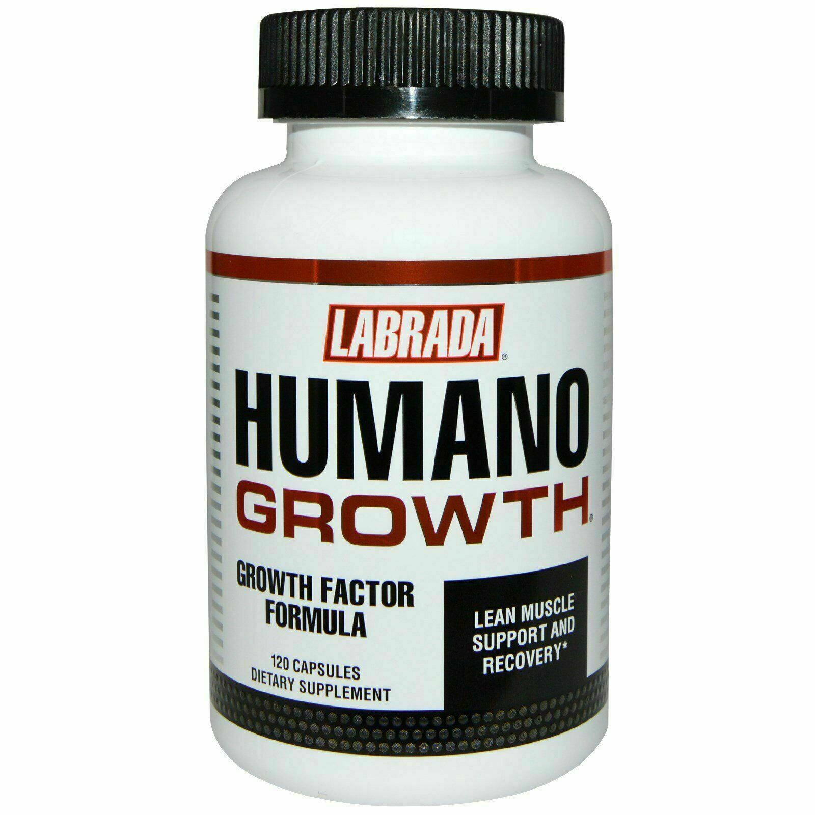 Labrada Nutrition Humano Growth 120 Capsules