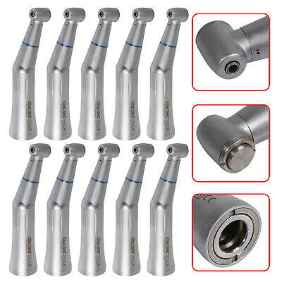 10 X Kavo Style Dental Contra Angle Slow Low Speed Handpiece Inner Spray E-type