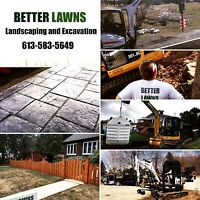 Insured Excavating Contractor