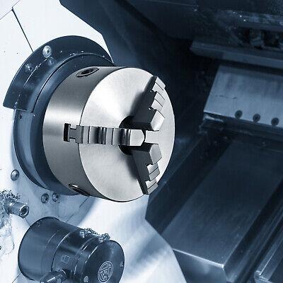 Lathe Chuck K11-125 5 3 Jaw Self-centering Milling Grinding Machine Steel