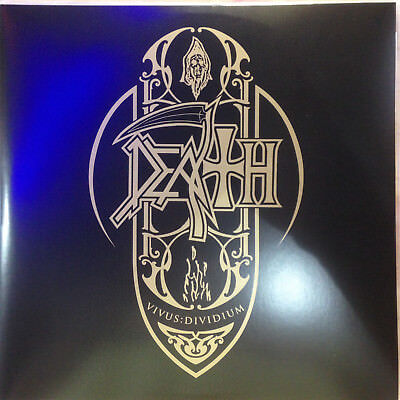 Death   Vivus Dividium  Live In Eindhoven 1998  Nm Vinyl