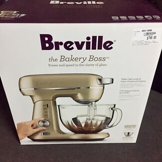Breville Bakery Boss (New in Box)