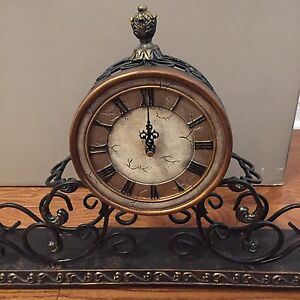 Bombay Company Sandton Mantle Clock (Brand New in box)