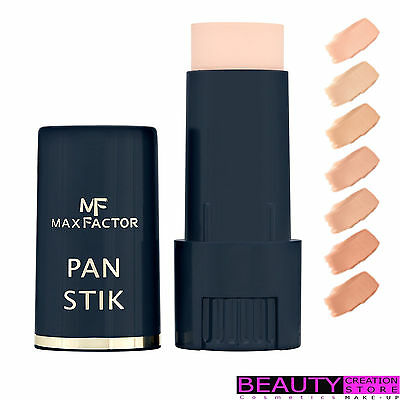 MAX FACTOR Pan Stik Foundation CHOOSE YOUR SHADE MF030