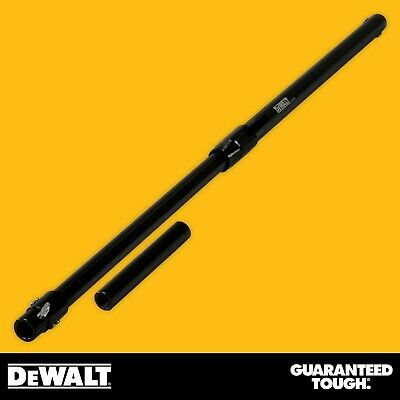 Dewalt Drywall Extendable Corner Roller Handle W Adapter 36-54 Finishing Tool