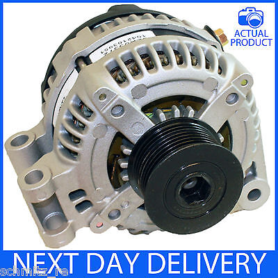 COMPLETE ALTERNATOR LAND ROVER RANGE ROVER SPORT MK1 27 WITH ACE A3372E