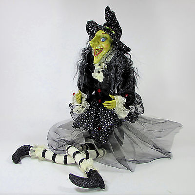 Large Halloween WITCH 26