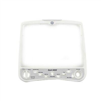 Ge Dash 5000 Patient Monitor Front Lcd Display Screen Bezel Trim