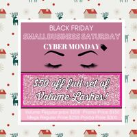 EYELASH EXTENSION SALE
