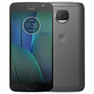 Motorola Moto G5S Plus XT1803 - 32 GB - Lunar Grey (Unlocked) Smartphone