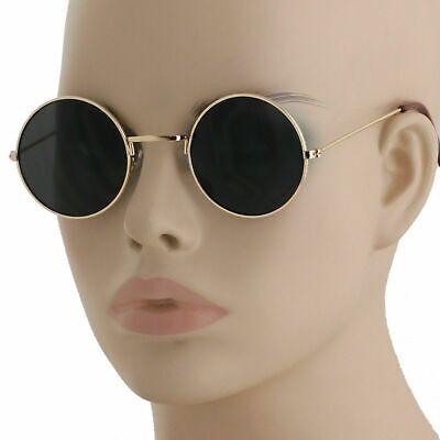 Vintage Retro Hippie Sunglasses Circle Round Hipster John Lennon Eyewear Glasses