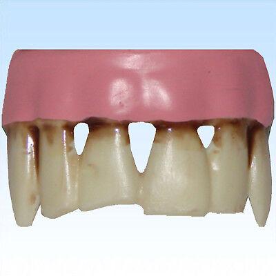 Schlechte Zähne Gebiss Karies Zahnarzt Kostüm dritte Zähne Zahn - Zahnarzt Kostüm