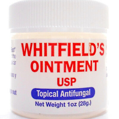 Ulrici Whitfield's Antifungal Ointment Athlete's Foot Crema Hongos Pie de Atleta