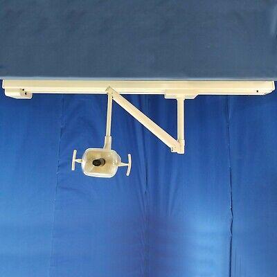Adec 6300 Track Mount Dental Operatory Light New Style