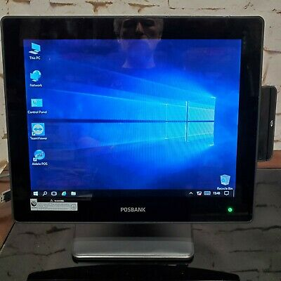 Apexa Prime Pos System Touchscreen 128gb Ssd 4mb Ram I5-7200u 2.50ghz Cpu