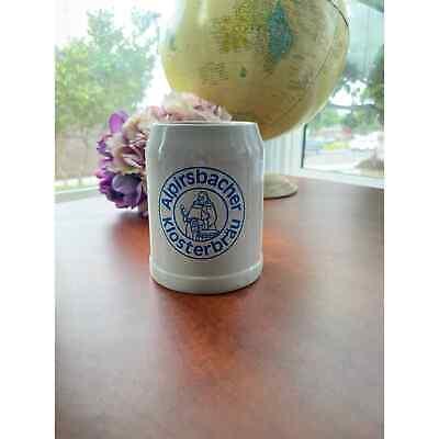 Aplirsbacher Klosterbrau Stoneware 0.5 L Beer Mug- Germany